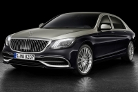 The 2019 Mercedes-Maybach S-Class