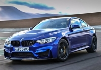 BMW has Thundered in With One of Its Hardest Cored Coupes Yet. Meet the BMW M4 CS.