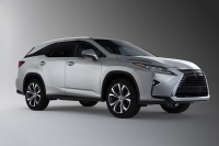 The Current Generation of Lexus Gets the Larger Version With a Third Row that Buyers Have Demanded for Years.