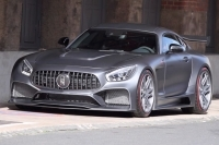 IMSA RXR ONE Presents AMG GT S With 860 hp and 1000 Nm