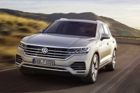 Volkswagen's New Touareg Will Incorporate a System Using Thermal Image Camera