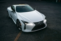 The LC 500 Offers a Seductive Blend of Performance, Comfort and High Style