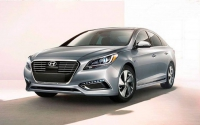 The new 2017 Hyundai Azera